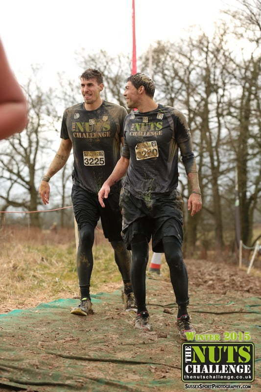 The Nuts Challenge 2015 Winter Race 2015 #running #ocr #racephoto #sussexsportphotography